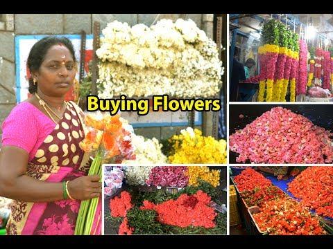 Buying Flowers | பூக்கள் வாங்குவது எப்படி? | How to Buy Flowers