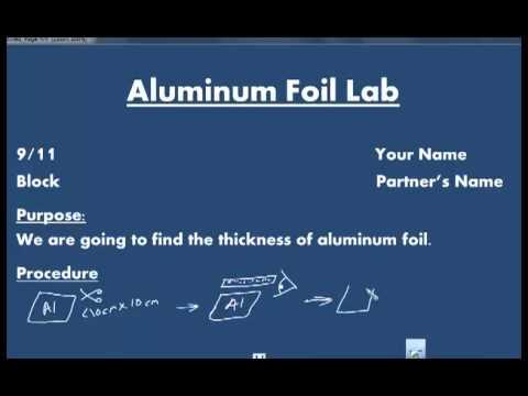 Lab Notebook Setup
