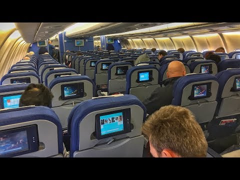 KLM Airbus A330 Economy Class Amsterdam To Muscat FLIGHT REPORT