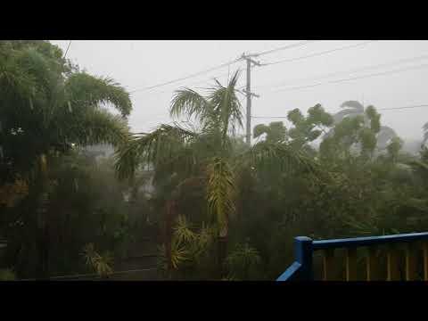Townsville storm 20/2/18