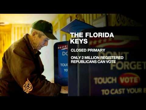 Republicans eye Florida win