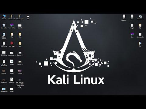 Kali Linux 2016.1 network hardware detection error