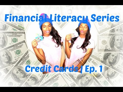Financial Literacy Series | Credit Cards - Due Date, Pay in Full, Min Payment | Ep. 1