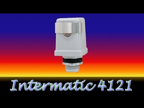 Intermatic PhotoControl Repair | Intermatic PhotoCell Repair | How to Wire a Photocell Light Sensor