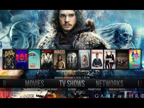 Warhound Kodi Build - Best Build for Movies & TV Shows!