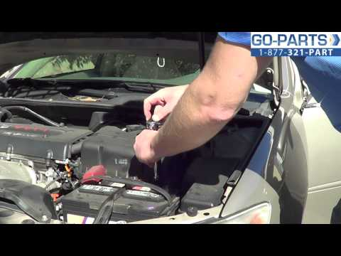 Replace 2002-2006 Toyota Camry Air Filter, How to Change Install 03 04 05 CA9001008 800008P
