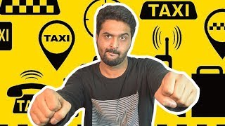 CAB RIDES YOU MUST HAVE EXPERIENCED | AWESAMO SPEAKS
