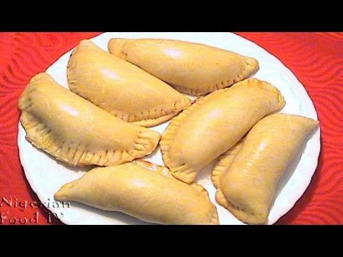 How to Make Nigerian Meat Pie | Nigerian Snacks recipes