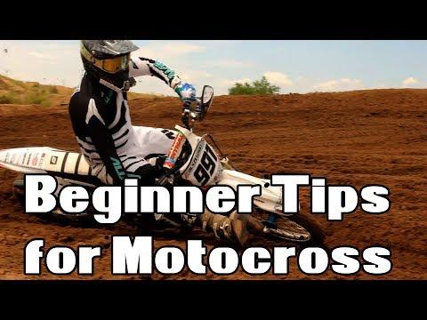 Motocross Race Tips for Beginners