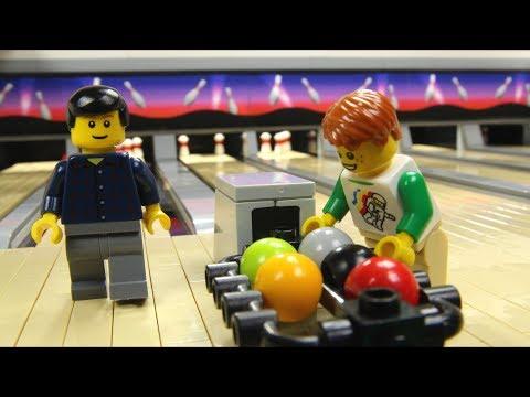Lego Bowling