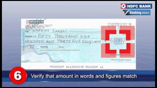 10 Tips To Help You Write A Cheque Correctly Banking Basics