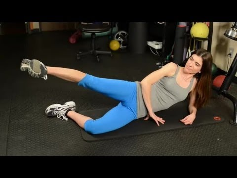 Knee-Toning Exercises for Thin Body Types : Get Fit Workout