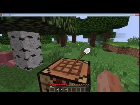How to make Iron Shovel in Minecraft