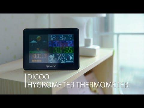 DIGOO TH8868 humidity sensor Hygrometer Thermometer