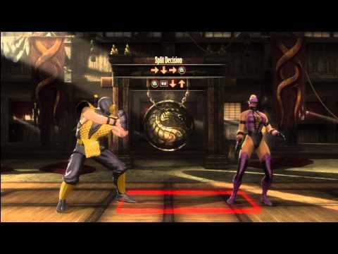[HD] Scorpion Classic Fatality