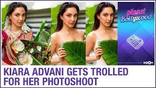 Kiara Advani gets TROLLED for her photoshoot with Dabboo Ratnani calendar | Bollywood News