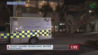 BREAKING NEWS: WATER RESCUE REPORTS