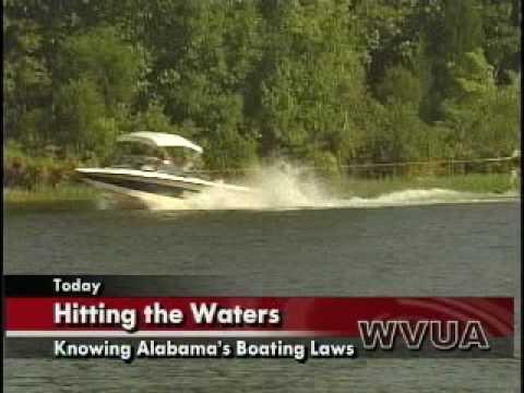 Alabama's Boating Laws