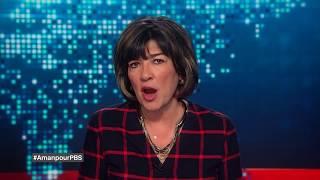 Niall Ferguson on Amanpour PBS