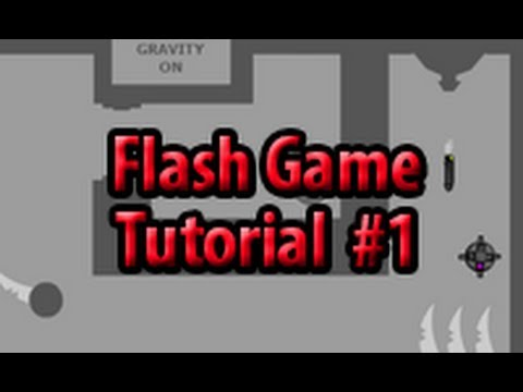 How to make a Flash Game Tutorial (Easy Spaceship Game)