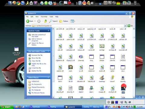 Sticky Keys CMD hack (Windows XP)