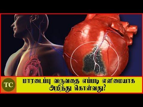 மாரடைப்பு வருவதை எப்படி அறிந்து கொள்வது | Heart Attack Precautions Tips in Tamil