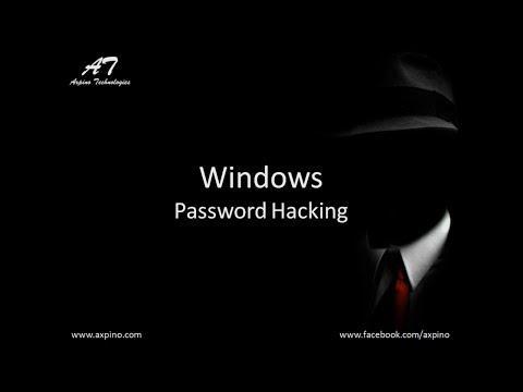 How to Hack Windows Password (Windows XP)