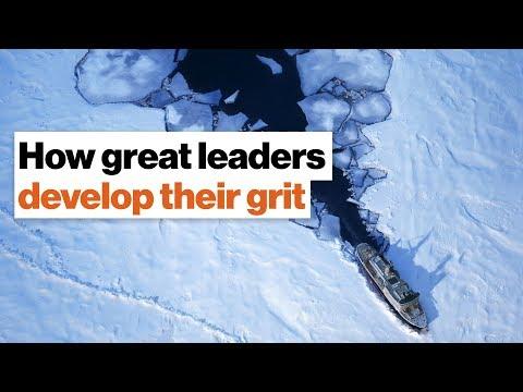 How great leaders develop their grit | Nancy Koehn on building resilience