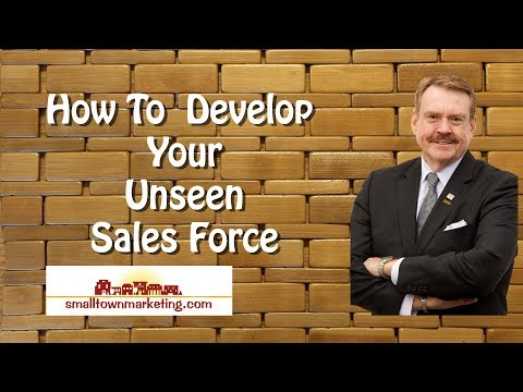 [Podcast] How To Develop Your Unseen Sales Force