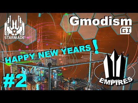 StarMade: Empires - Official Corporate New Years Party - Prelude II [MACHINIMA]