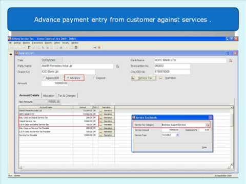 Udyog launched Visual Udyog 1.0 service tax software