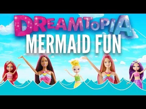 Music Video with Barbie™ Dreamtopia Mermaids   Barbie Dreamtopia   Barbie