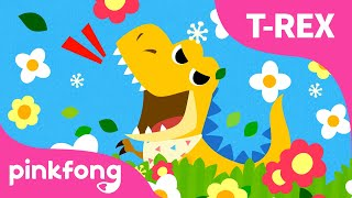 Download Baby T-Rex   Dinosaur Songs   Pinkfong Songs for Children Video