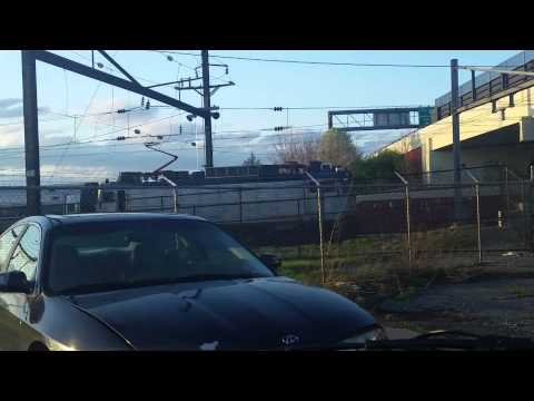 Amtrak Lancaster, Pa drive-by