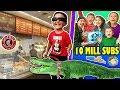 KID LOSES PET ALLIGATOR CHIPOTLE STRANGERS More FUNnel V 10 MILLION SUBS Celebratin