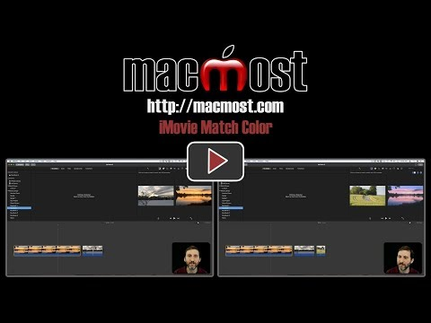 iMovie Match Color (#1595)