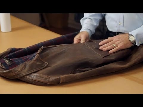 How Do I Get a Mothball Smell Out of a Leather Jacket? : Leather & Fabric Care