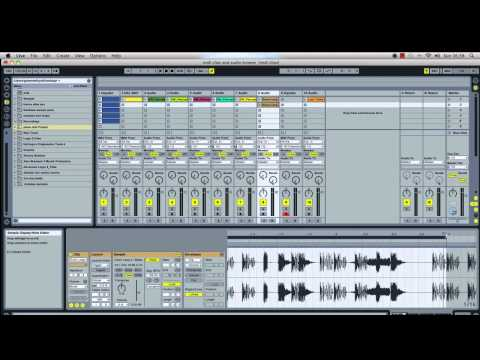 Free Tutorial Extracting The Groove Ableton Live Tutorial
