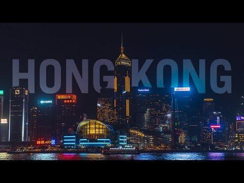 HONG KONG   Sony A7II Travel Video