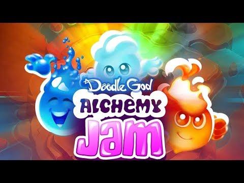 NEVER BEFORE SEEN DOODLE GOD GAME? | Doodle God Alchemy Jam *GAME GIVEAWAY*