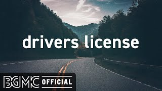 drivers license Cover - Olivia Rodrigo - Relaxing Acoustic Cafe Music with Rain Sounds