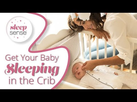 How to Get Baby Sleeping in the Crib