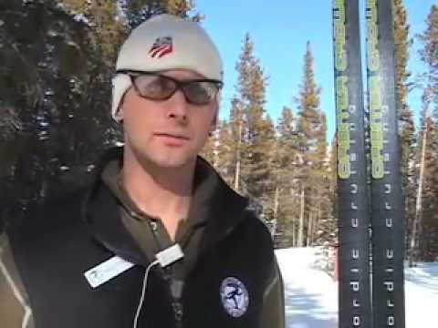 Learn to Nordic Ski from an Olympian