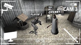 playing as granny in granny horror game multiplayer Videos