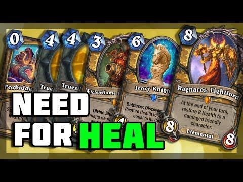 Hearthstone - Need for heal