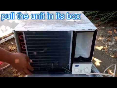 Aircon cleaning,carrier 1hp, linis ng aircon. PART 1