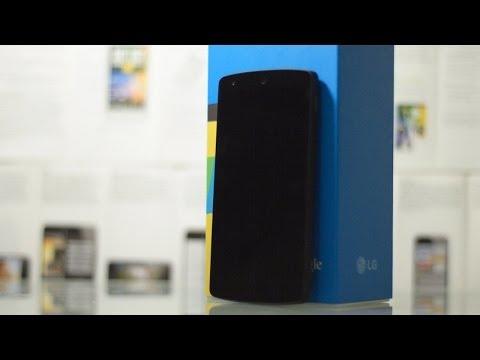 Google Nexus 5 Cinematic Unboxing