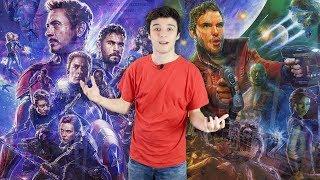 Mes Films Marvel Préférés ! (sans Spoiler)