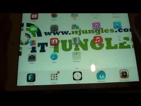 iPad Mini iOS 7: How to Turn Off Keyboard Click Sound