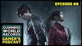 Resident Evil 2 Remake, Destiny 2 and Amazon game streaming rumours - GWR Gamer's Podcast Episode 8